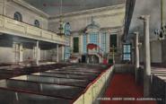 Interior, Christ Church, Alexandria, Virginia