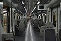 Interior d'un tren a l'estació de Gandia.JPG