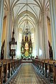 Interior of Novi Sad The Name of Mary Church.jpg