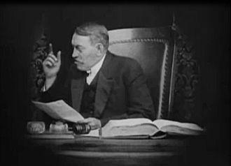 Lloyd Ingraham - Ingraham in Intolerance (1916)
