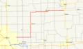 Iowa 281 map.png