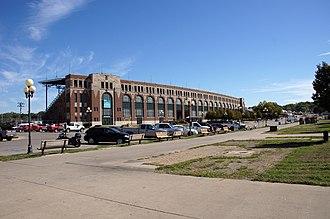 Iowa State Fairgrounds - Grandstand