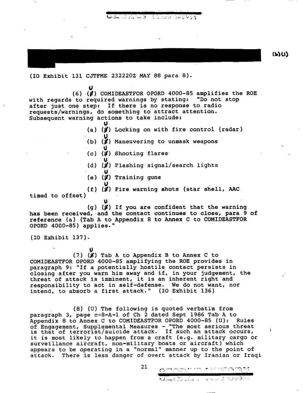 Page:Iran Air Flight 655 investigation djvu/37 - Wikisource, the