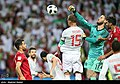 Iran and Spain match at the FIFA World Cup (2018-06-20) 11.jpg