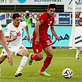 Iran vs. Montenegro 2014-05-26 (126).jpg