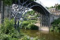 Ironbridge and Church, Ironbridge, Telford - geograph.org.uk - 757825.jpg