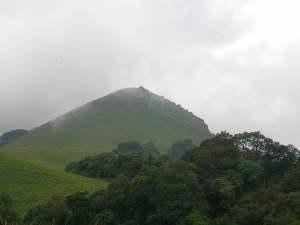 Brahmagiri (hill), Karnataka - Image: Irupu 1