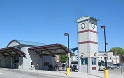 Irvington Bus Terminal
