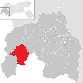 Ischgl,  Tirol, Österreich