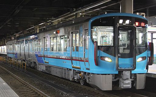 Ishikawa Railway IR521 Kanazawa 201503151841