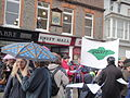 Isle of Wight public sector pensions strike in November 2011 13.JPG
