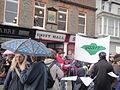 Isle of Wight public sector pensions strike in November 2011 13.JPG