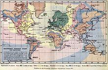 Isochrone Map Wikipedia