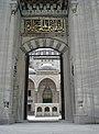 Istanbul - Süleymaniye camii - Foto G. Dall'Orto 26-5-2006 - 07.jpg