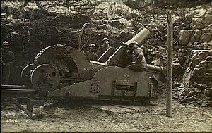 Mortaio da 210/8 D.S. - 300 px
