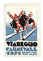 Italy-Cinderelle Stamp-1931-Carnival of Viareggio.jpg