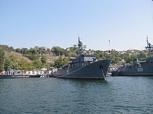 Natya-class minesweeper - Image: Ivan Golubets 2005Sevastopol