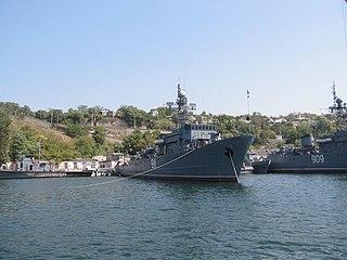 Natya-class minesweeper class of Soviet minesweepers