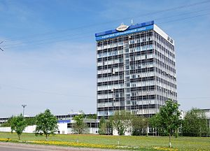 Lada Izhevsk - IzhAvto headquarters