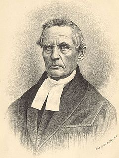 Johannes Andreas August Grabau German theologian