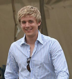 Jonathan Ansell British singer