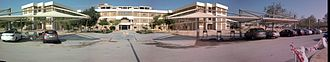 Jubail Industrial College - Panoramic View of the English Language Center