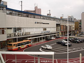 image illustrative de l'article Gare de Nishi-Akashi