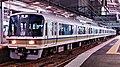 JRW 221 set B18 Hiroshima Station 2018-01-29 (40032292481).jpg