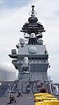 JS Kaga(DDH-184) island front view at Port of Kanazawa July 15, 2017.jpg
