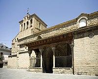 Jaca, Catedral de San Pedro-PM 32162.jpg