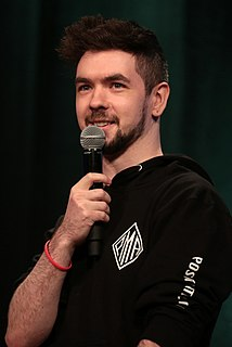 Jacksepticeye Irish YouTuber