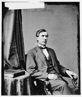 Jackson Orr American politician