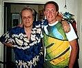 Jacob Truedson Demitz & Mattias Klum 2001.jpg