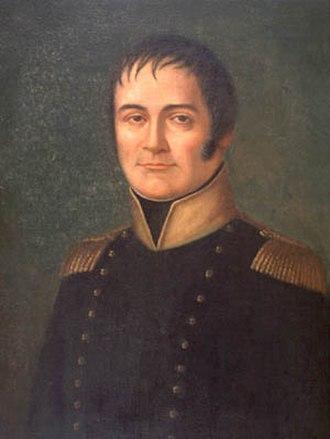 Louisiana gubernatorial election, 1812 - Image: Jacques Villere