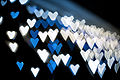 Jagged blue hearts by George.jpg