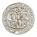 Jahrbuch MZK Band 03 - mittelalterliche Siegel Fig 05 Benediktinerstift Garsten.jpg