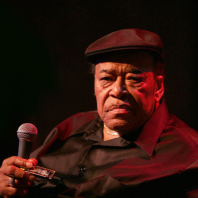 Picture of a band or musician: James Cotton
