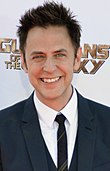 James Gunn - Guardians of the Galaxy premiere - July 2014 (cropped).jpg