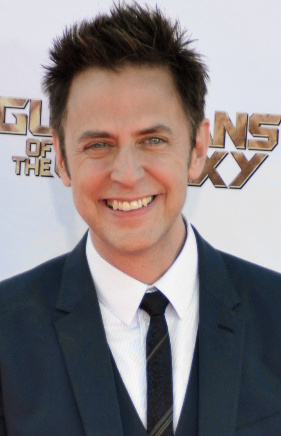 James Gunn - Guardians of the Galaxy premiere - July 2014 (cropped)