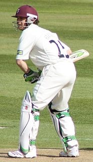 James Hildreth English cricketer