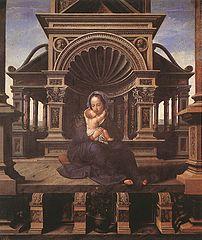 Vierge de Louvain