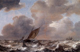 Vessels in a Strong Wind