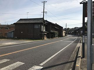 Japan National Route 207