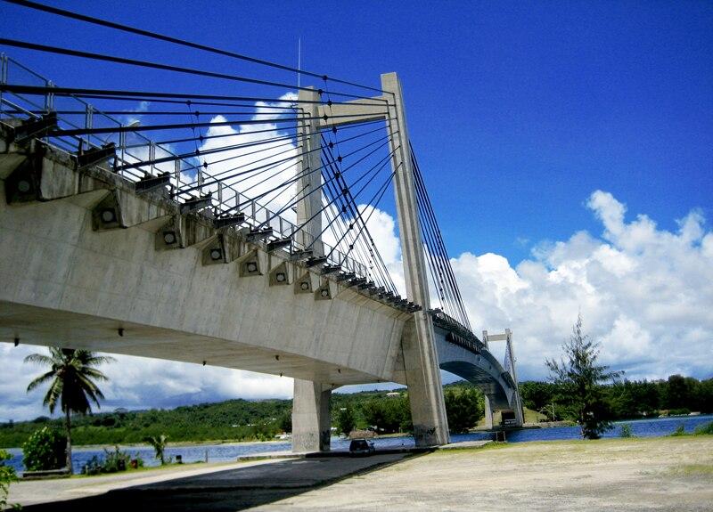 Japan Palau Friendship Bridge