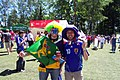 Japanese fan at FIFA World Cup 2006.jpg