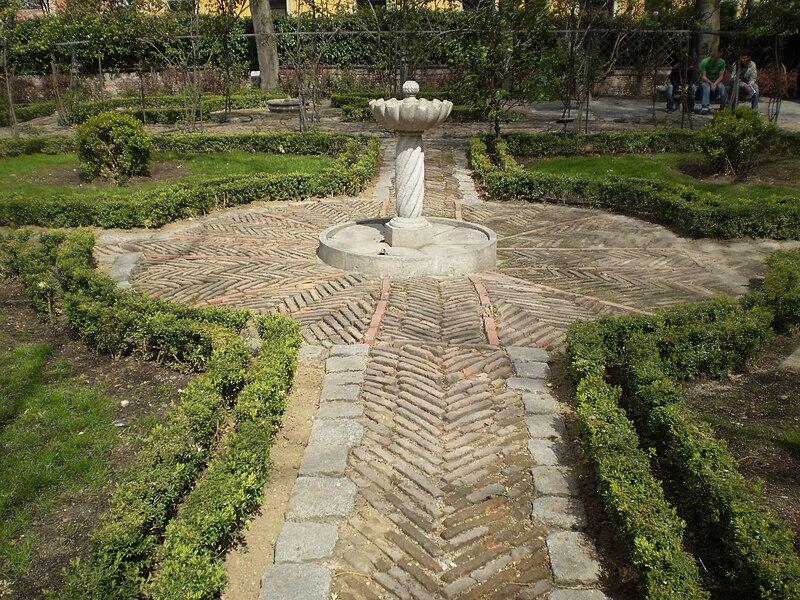 File:Jardín del Príncipe de Anglona Madrid.jpg