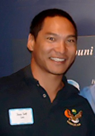 Jason Scott Lee - Jason Scott Lee in 2003