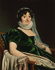 Jean-Auguste-Dominique Ingres, French - Portrait of the Countess of Tournon - Google Art Project.jpg