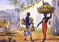 Jean-Baptiste Debret - Negros vendedores de aves, 1823.jpg