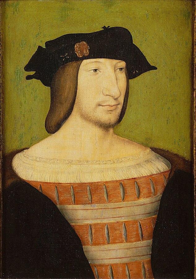 Francis I of France (1494-1547), king of France